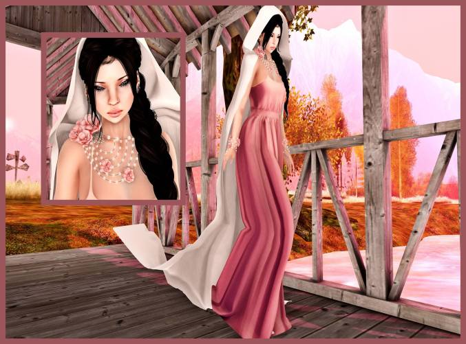 Inno glam affair & cape BLOG we <3 rp