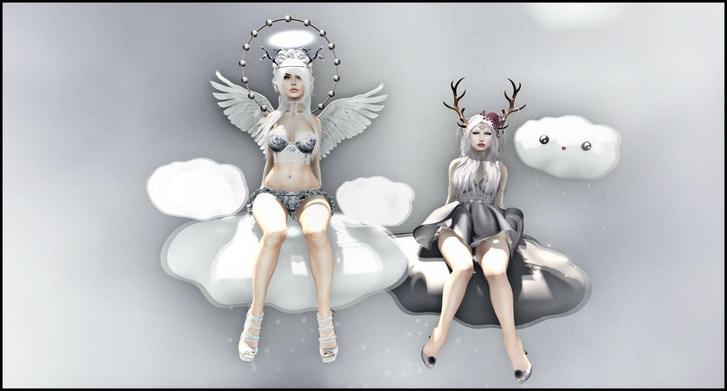 AngelsAreWeUpInTheClouds7