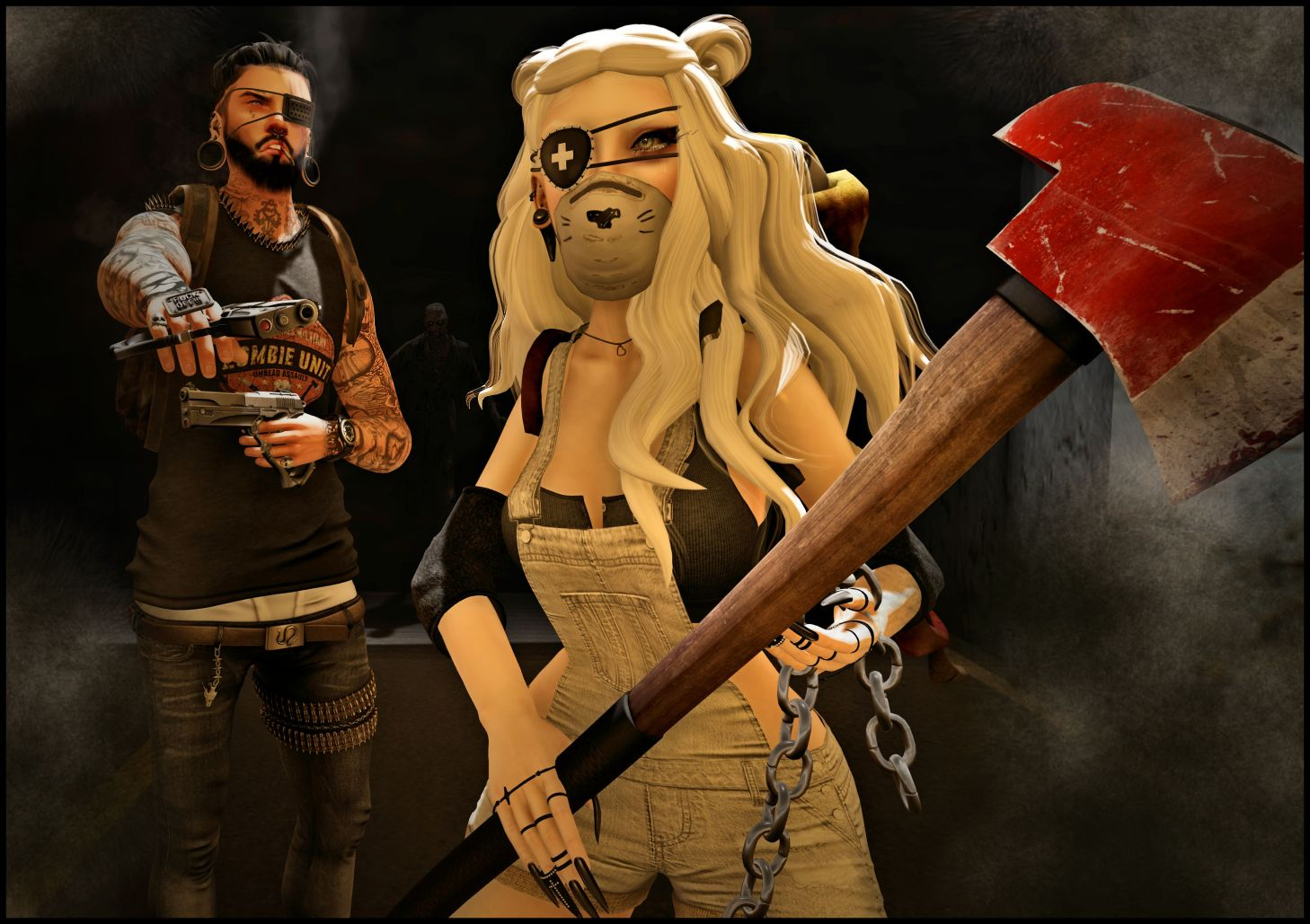 ZombieLandZoo6