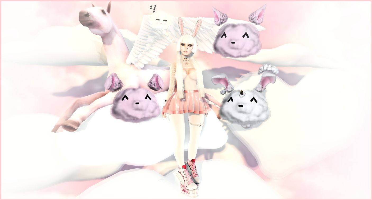 PinkSkiesAndFluffyCloudsForThisBunny1