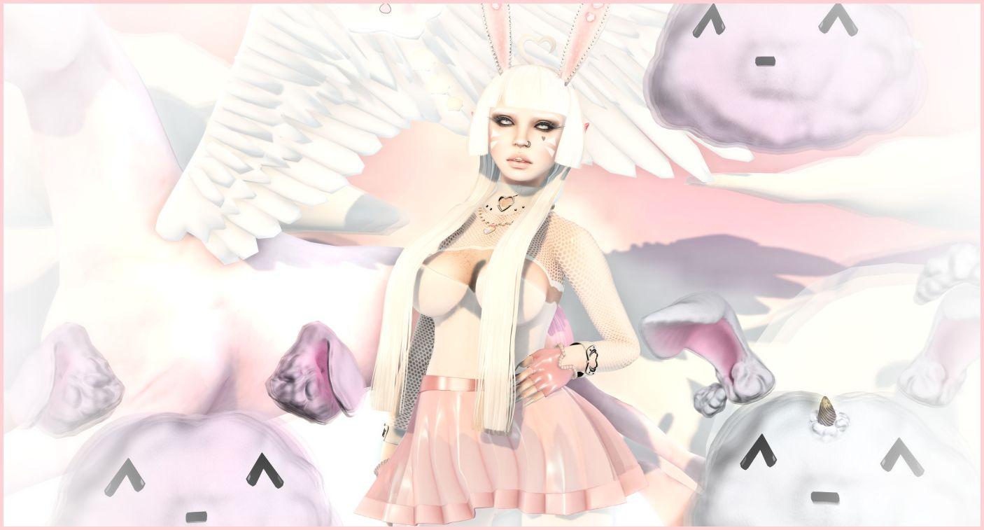 PinkSkiesAndFluffyCloudsForThisBunny2